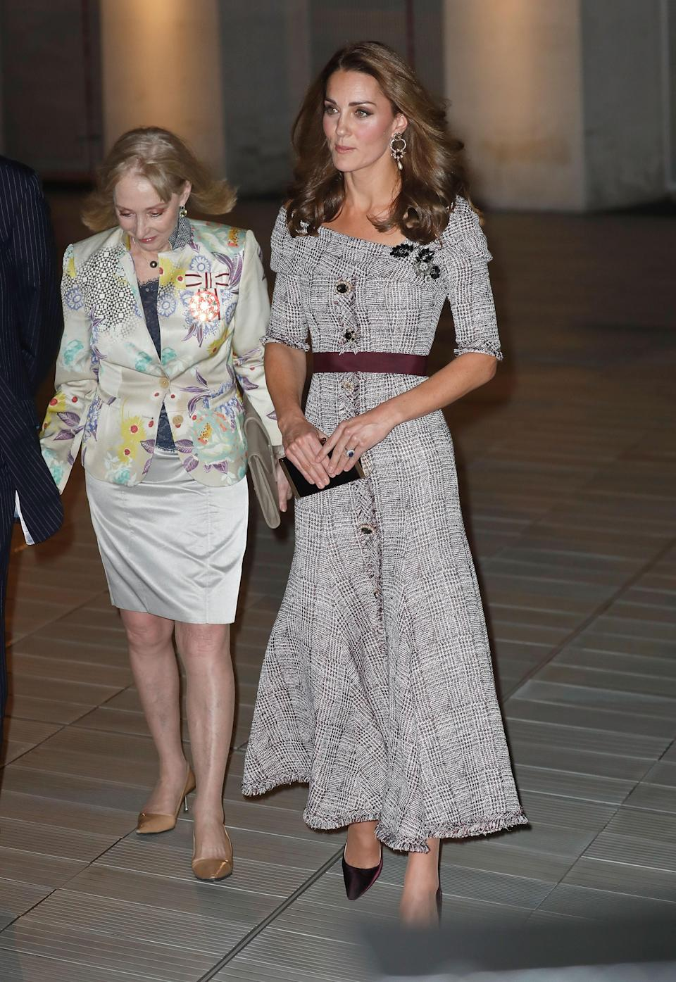 The Duchess has become the first royal patron of the V&A Museum (Getty)