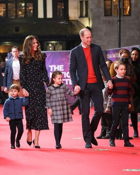 "<p>Little Prince Louis had a big day out just before Christmas 2020, as he made his debut red carpet appearance along with his siblings and their parents at a London pantomime. And all onlookers could comment on was just <a href=""https://www.cosmopolitan.com/uk/reports/a34972889/prince-louis-lookalike-grandad-michael-middleton/"" rel=""nofollow noopener"" target=""_blank"" data-ylk=""slk:how much Louis looks the spitting image of his grandad, Michael Middleton."" class=""link rapid-noclick-resp"">how much Louis looks the spitting image of his grandad, Michael Middleton.</a></p><p><a href=""https://www.instagram.com/p/CIqvAY-FONH/"" rel=""nofollow noopener"" target=""_blank"" data-ylk=""slk:See the original post on Instagram"" class=""link rapid-noclick-resp"">See the original post on Instagram</a></p>"