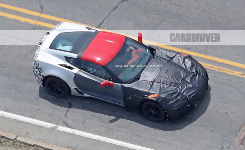 What It Is: Aerial Photo Confirmation That Our Speculation Concerning The  Last Great C7 Corvette Is Legit. Building On 1990u20131995 King Of The Hill And  ...