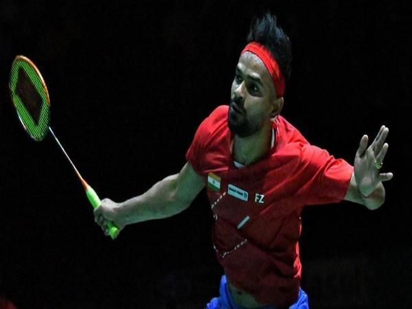 India shuttler Shubhankar Dey (Photo/ BAI Media Twitter)