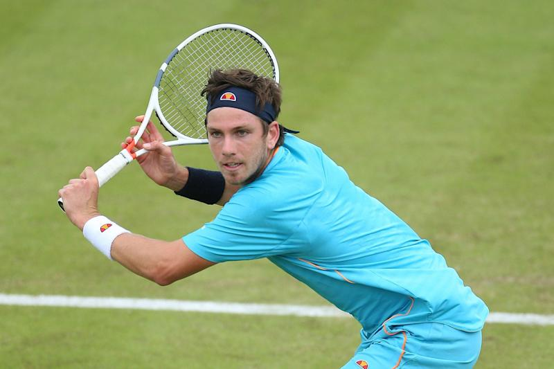 Remarkable year: Cameron Norrie: PA