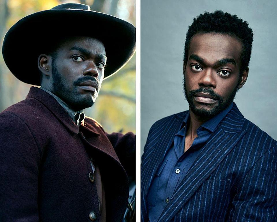<p>Harper is best known for his role as Chidi Anagonye on the hit show, <em>The Good Place</em>. Here, he plays Royal, an operator on the Railroad. In Whitehead's book, the Underground Railroad is not a figurative network, but rather a literal railroad, with conductors and trains. Royal is a free Black man working to rescue slaves, including Cora, via this railroad. </p>