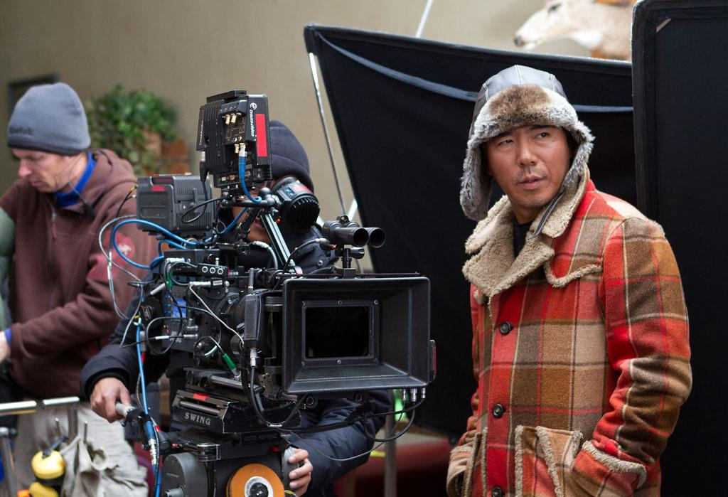 "Director Kim Jee-woon in Lionsgate's ""The Last Stand"" - 2013"