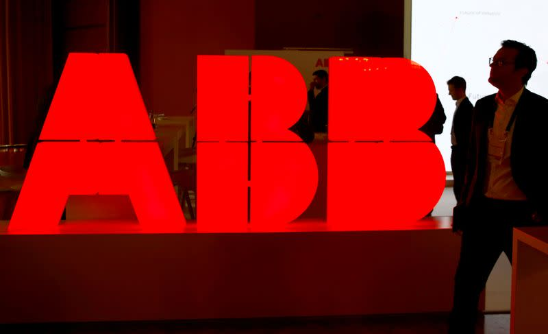 ABB points to improving order situation after quarterly profit beat