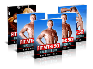 Fit After 50 for Men by Mark Mcilyar is one of the most prominent, purposeful, professionally packaged workout plans and exercise routines for any male over the age of fifty to follow bar none.