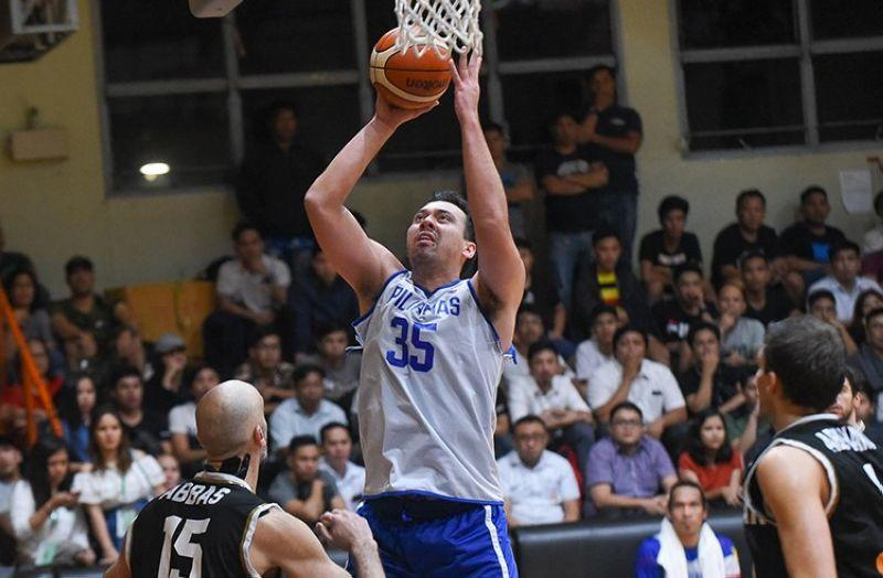 Tab Baldwin considers Greg Slaughter an 'asset' to Gilas if given green light