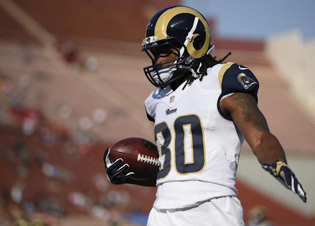 low priced d6bd0 7ca44 Rams are a part of NFL Color Rush in 2016