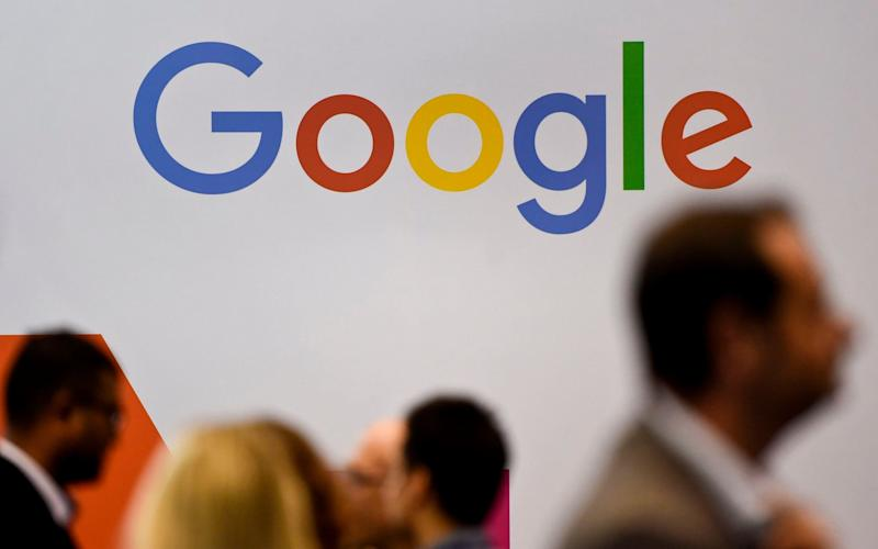 Google could face its second fine in a year - AFP