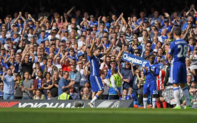<p>Captain, leader, legend John Terry is substituted off in the Blues' final home match against Sunderland – in the 26th minute. Truly cringeworthy. </p>
