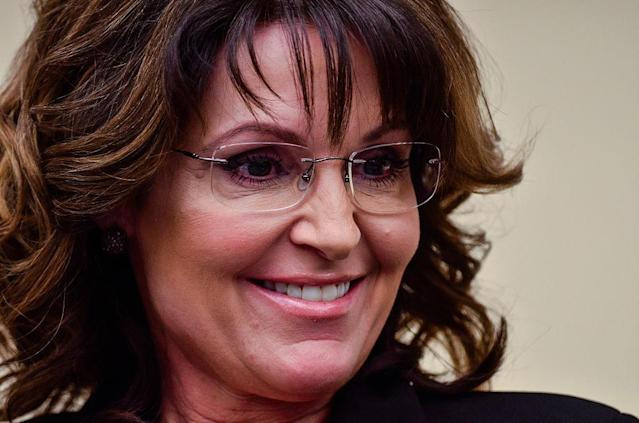Sarah Palin (Photo: Getty Images)