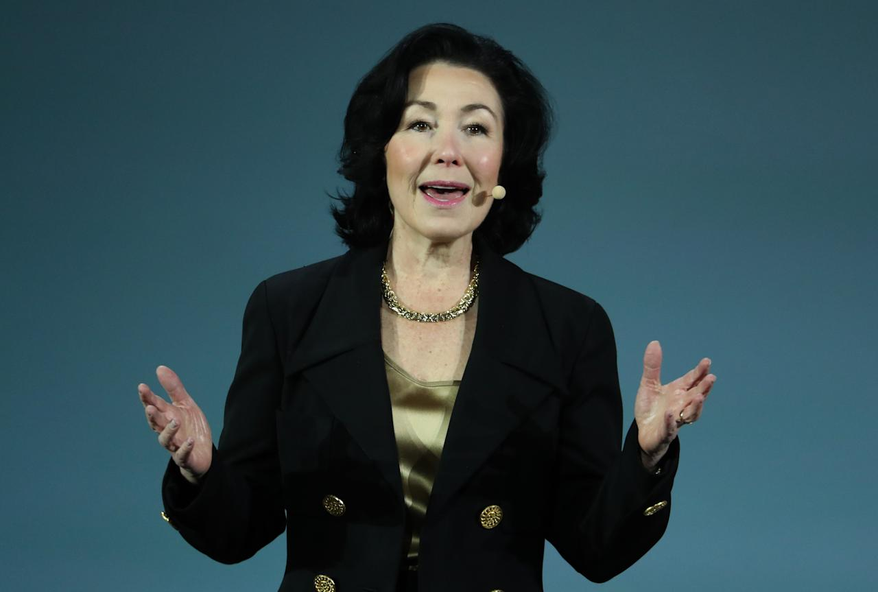 Safra A Catz, 58, is an American billionaire banker and technology executive. She is the CEO of Oracle Corporation. She has been an executive at Oracle since April 1999 and a board member since 2001. In April 2011, she was named co-president and chief financial officer, reporting to founder Larry Ellison. In September 2014, Oracle announced that Ellison would step down as CEO and that Mark Hurd and Catz had been named as joint CEOs. Catz became Oracle's sole CEO in September, 2019 when her co-CEO Mark Hurd stepped down a month before passing away. Her estimated net worth as of 2019 is $1.1 billion.