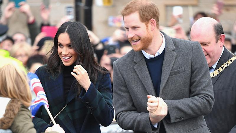 ET has learned that Meghan Markle was baptized on Tuesday in a private ceremony at Chapel Royal at St. James' Palace in London, England.