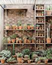 "<p>Instead of sprinkling a plant here and there, why not commit? If you've got a seriously green thumb, an entire bookshelf or shelves full of plants in matching terra-cotta pots will really make a striking statement.</p><p><a href=""https://www.instagram.com/p/B97xQLBg-sx/"" rel=""nofollow noopener"" target=""_blank"" data-ylk=""slk:See the original post on Instagram"" class=""link rapid-noclick-resp"">See the original post on Instagram</a></p>"