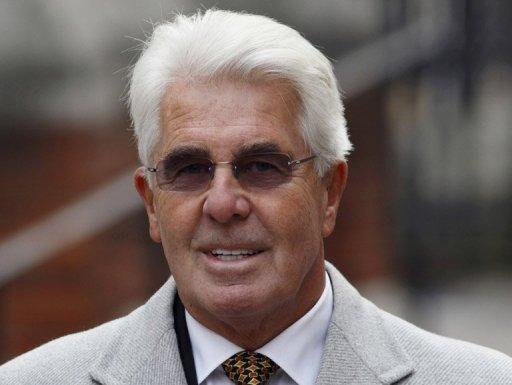 Max Clifford is one of Britain's leading PR experts