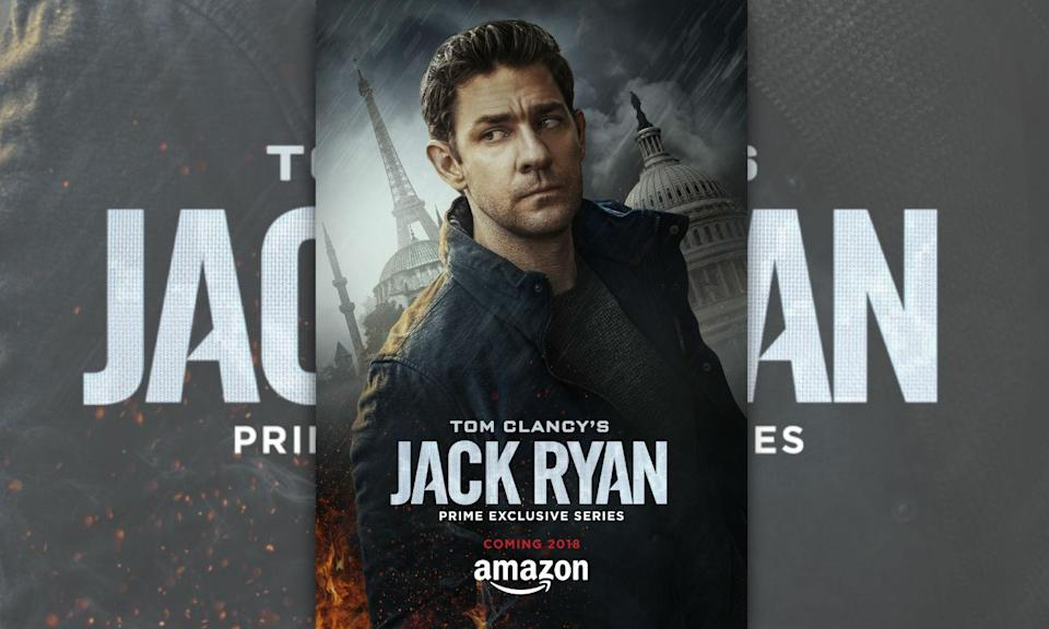 <p><em>Tom Clancy's</em> Jack Ryan is an Amazon series and the first outing of the character not to be based on a specific book. John Krasinski takes the lead with season one focusing on Ryan as he's pulled away from his desk into action across Europe as they fight to stop a massive terrorist attack against the US and its allies. </p>