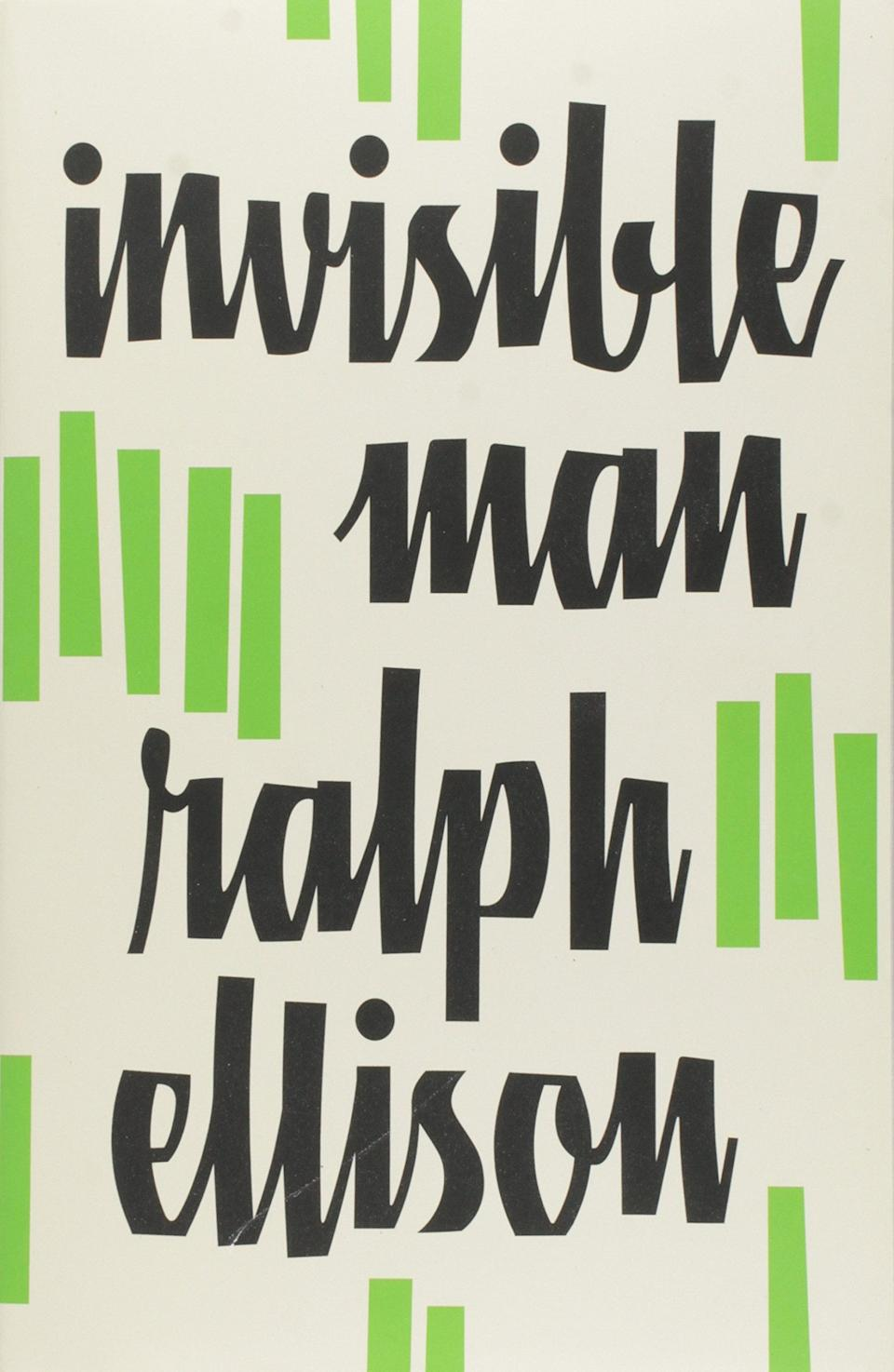 """""""Invisible Man"""" was the only finished novel Ellison published in his lifetime."""