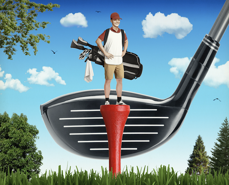 Why a tour caddie is always one round away from being fired