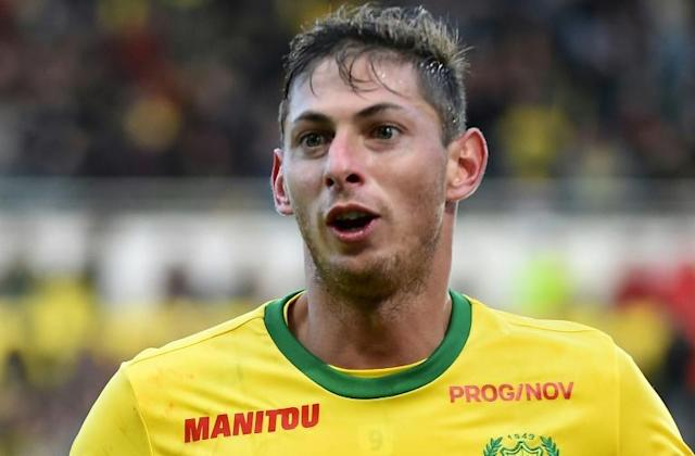 "Emiliano Sala and his pilot were exposed to ""potentially fatal"" levels of carbon monoxide on their tragic flight from Nantes to Cardiff in February (AFP Photo/JEAN-FRANCOIS MONIER )"