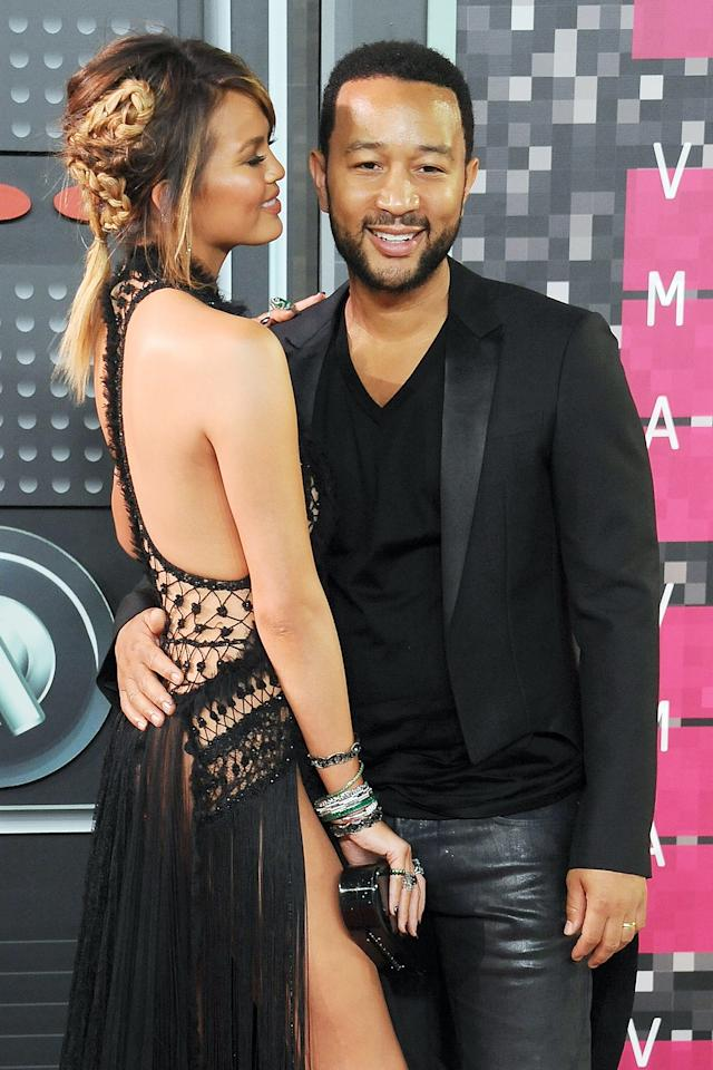 """<strong>Married to:</strong>John Legend, 2019's Sexiest Man Alive  Legend says that, in spite of all his awards (he's an EGOT) and his global fame, taking home the Sexiest Man Alive title is what really dazzled Teigen. """"She's proud of me. You know, she makes fun of me almost all the time, but she hasn't even been snarky about this,"""" <a href=""""https://people.com/music/john-legend-sexiest-man-alive-the-voice-reveal/"""">he said on </a><em><a href=""""https://people.com/music/john-legend-sexiest-man-alive-the-voice-reveal/"""">The Voice</a>. """"</em>She's, like, legit proud of me. I finally impressed my wife!"""""""