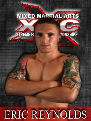 Eric Reynolds Not Taking Nick Newell Lightly Heading into XFC Title Fight