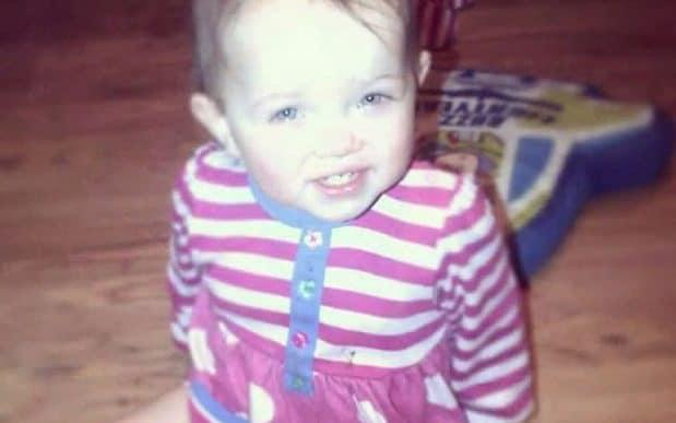 Poppi Worthington was 13 months old when she died