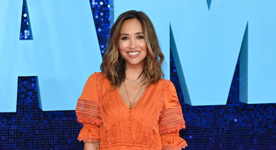 Myleene Klass discovered her pregnancy loss hours after her youngest daughter told her