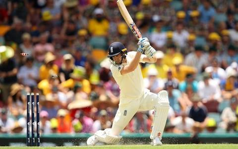 <span>Woakes is out driving 'naively' according to Boycott G</span> <span>Credit: Cameron Spencer/Getty Images </span>