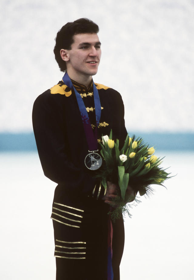 <p>Stojko is a figure skating legend and was an early pioneer of quad jumps in combinations. The three-time Work Champion and seven-time Canadian National Champion won silver at consecutive Olympics, 1994 and 1998, and retired from competition in 2002 after placing 8th at the Salt Lake City Games. </p>