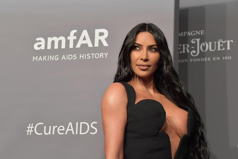 Kim Kardashian fans think her latest outfit looks like she's wearing a 'nappy' and they're not impressed