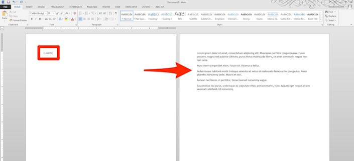 10   Microsoft Word tips and tricks