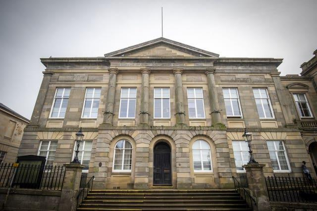 Lanark Sheriff Court