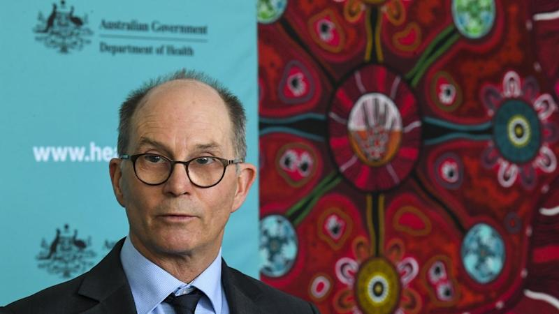 Dep. Chief Medical Officer Paul Kelly has spoken in Canberra about Australia's coronavirus response