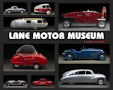 """<p>lanemotormuseum.org</p><p><strong>$44.99</strong></p><p><a href=""""https://www.lanemotormuseum.org/bookstore/#!/Lane-Motor-Museum-a-hobby-gone-wild/p/173112201/category=0"""" rel=""""nofollow noopener"""" target=""""_blank"""" data-ylk=""""slk:Shop Now"""" class=""""link rapid-noclick-resp"""">Shop Now</a></p><p>Nashville's Lane Motor Museum is the brainchild of Jeff Lane, an automotive obsessive of the highest caliber. Jeff's collection encapsulates the bizarre glory of motorized transport, featuring obscure microcars, amphicars, gyrocars, propeller cars, and more. With a forward by Jay Leno, and text by automotive historian Ken Gross, this book will whet your appetite to visit <a href=""""https://www.lanemotormuseum.org/"""" rel=""""nofollow noopener"""" target=""""_blank"""" data-ylk=""""slk:The Lane"""" class=""""link rapid-noclick-resp"""">The Lane</a>. </p>"""