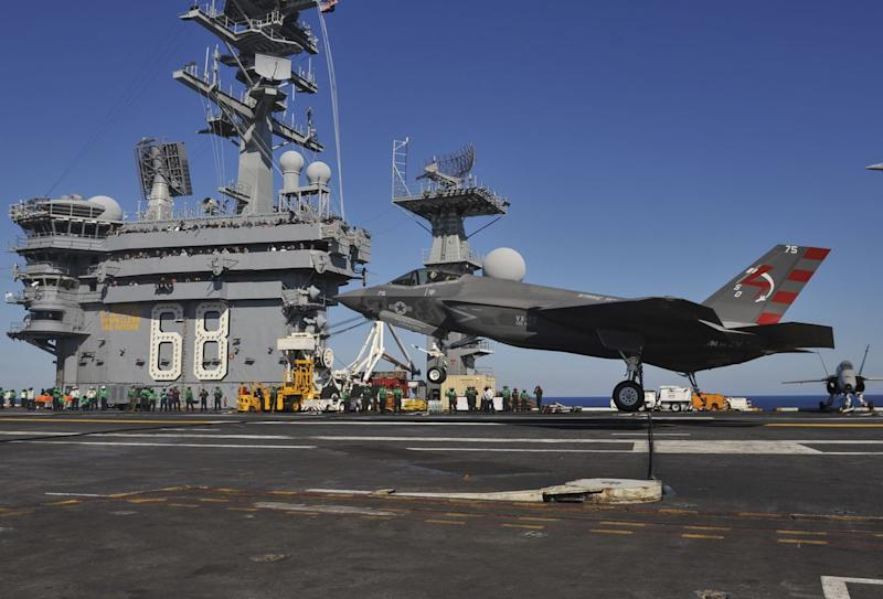 Photo credit: U.S. Navy - Getty Images