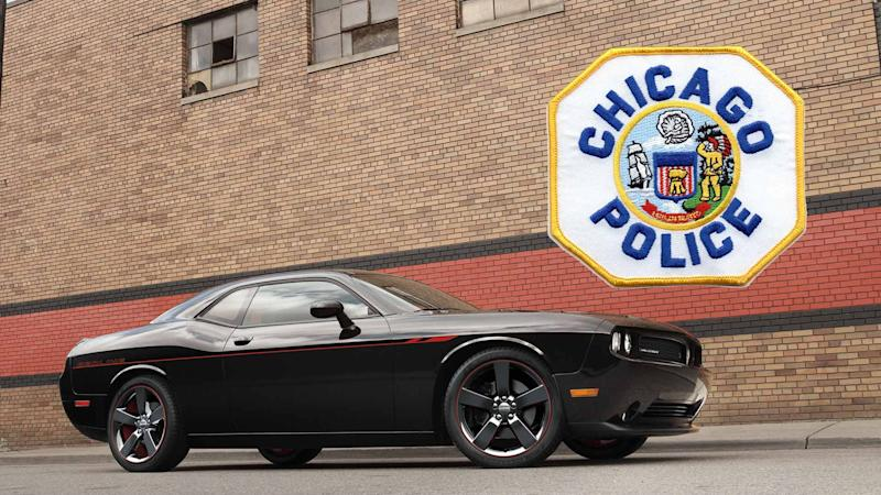 Bold Thieves Steal 2014 Dodge Challenger From Chicago Police