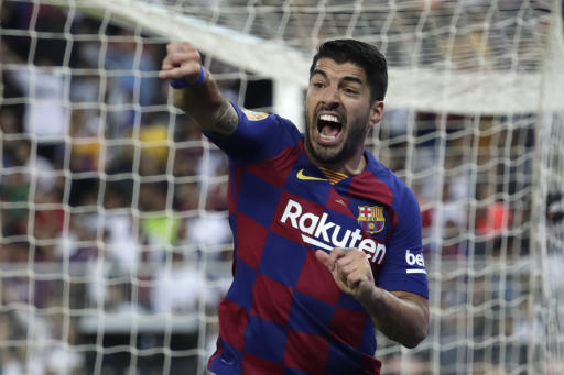 Barcelona looking for new striker in wake of Luis Suarez's injury - Standard