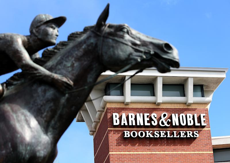 Barnes & Noble lets some workers go in nationwide cuts