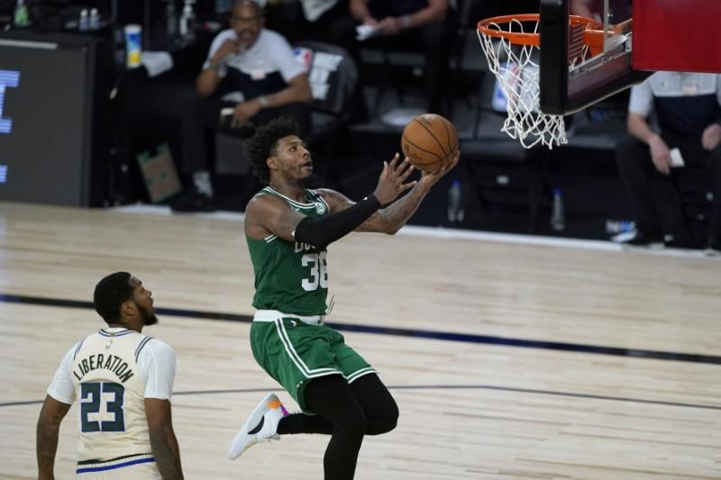 Celtics G Smart fined $15K for criticizing officials