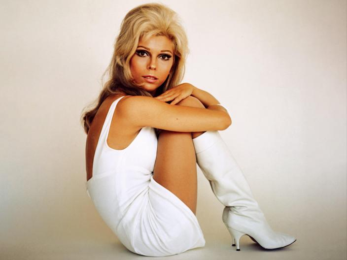 Nancy Sinatra: 'I was shunned by other female artists' (Ron Joy/Boots Enterprises)