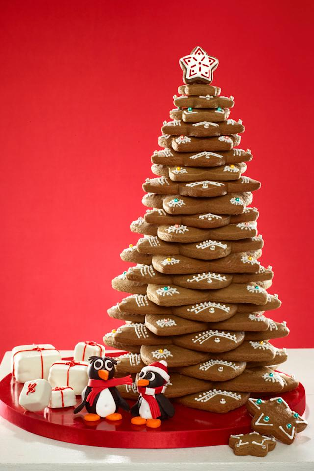 11 creative ways to make christmas tree desserts Creative christmas trees to make