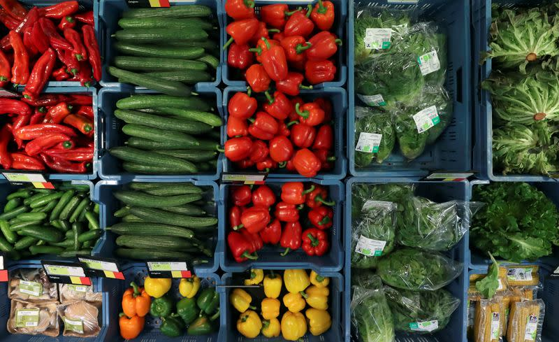 Shop specialises in organic food and natural products in Halle
