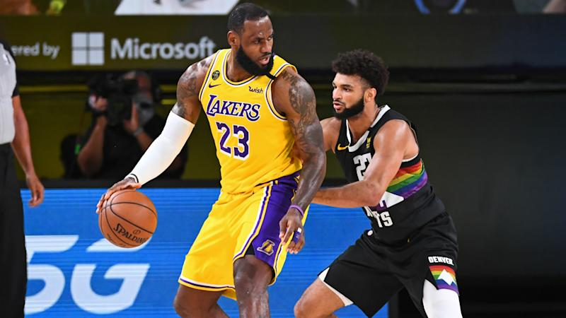 LeBron's Lakers one win away from NBA Finals despite Murray's heroics