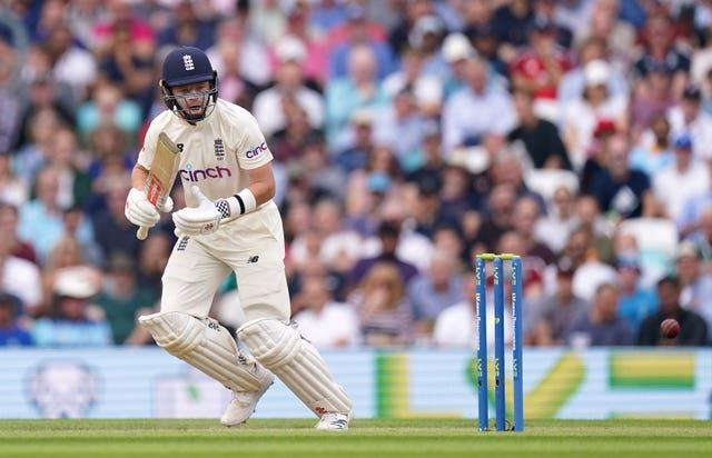 Ollie Pope may edge Jonny Bairstow out of the side after making 81 at the Kia Oval.