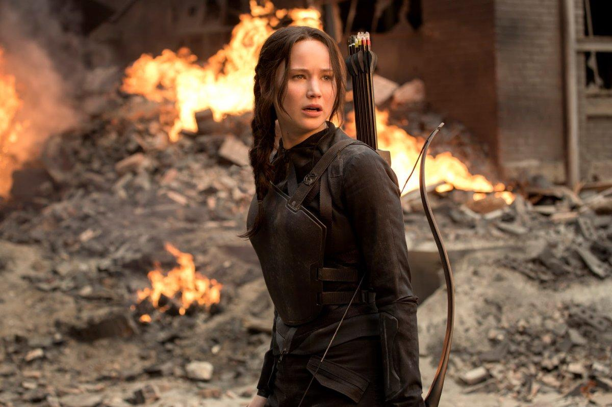<p>It looks fun, but would Katniss approve?</p>