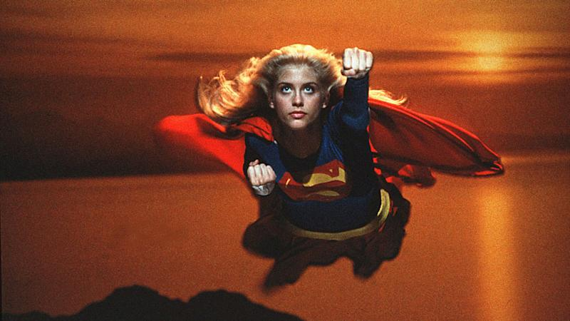 'Supergirl' movie in the works from DC and Warner Bros