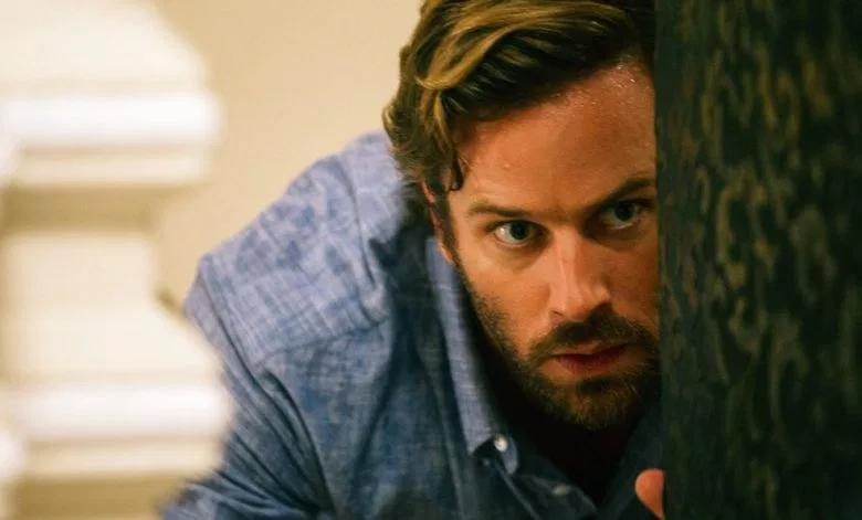 Armie Hammer stars in upcoming thriller 'Hotel Mumbai', which is based on true events. (Credit: Bleecker Street)