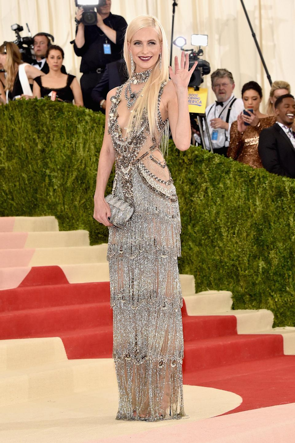 """<h1 class=""""title"""">Poppy Delevingne in Marchesa, 2016</h1><cite class=""""credit"""">Photo: Getty Images</cite>"""