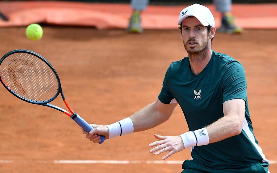 Andy Murray to skip French Open and focus on Wimbledon after groin issues persist - SHUTTERSTOCK