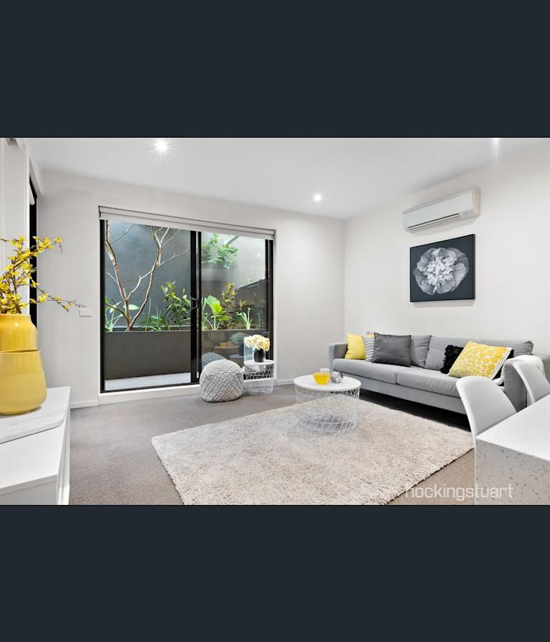 6/45 York Street, Richmond, Vic 3121. (Source: realestate.com.au)