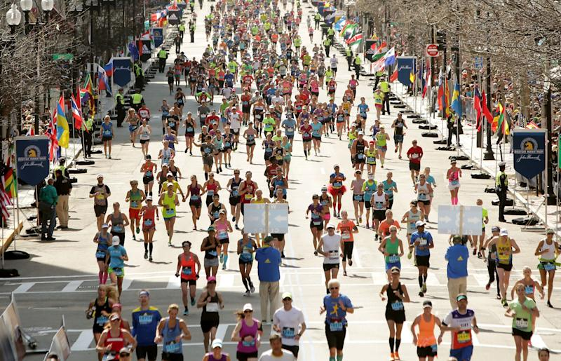Adidas Is Sorry for Congratulating People on Surviving the Boston Marathon